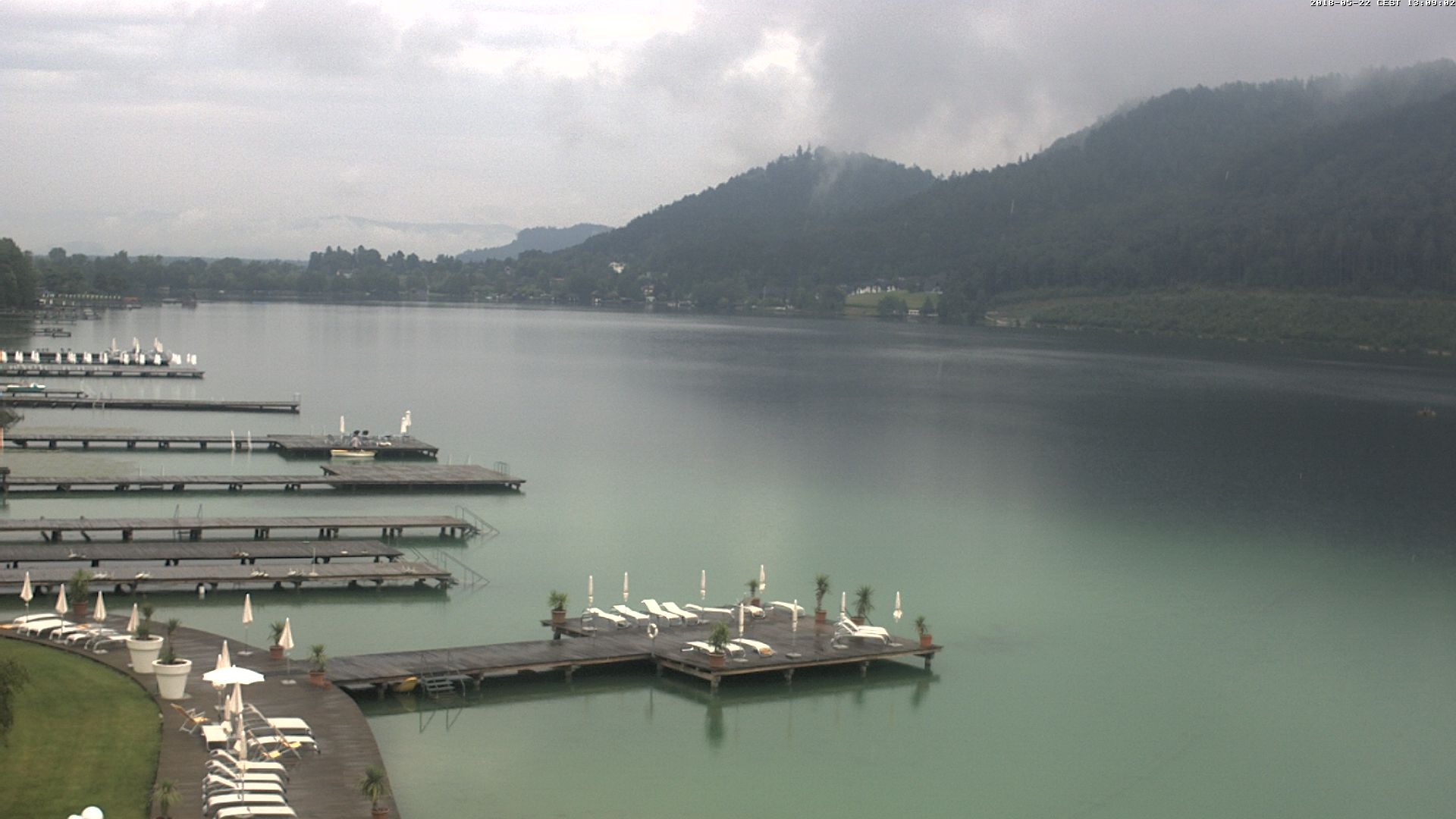 Webcam Klopeiner See